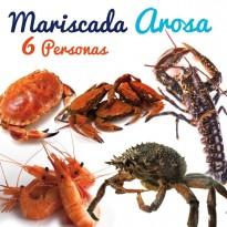 Mariscada Arosa - 6 Personas