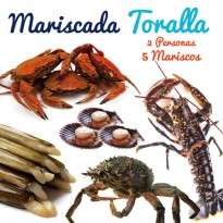 Mariscada Toralla