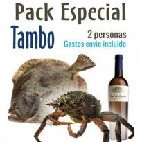 Pack mariscada Especial Tambo