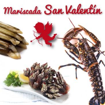 Mariscada San Valentín