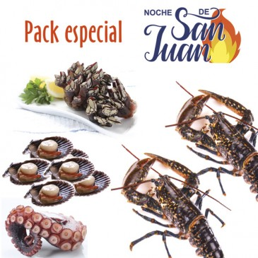pack especial San Juan